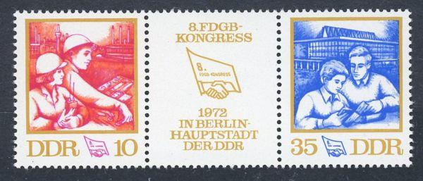 Mi 1761-62 Zdr **