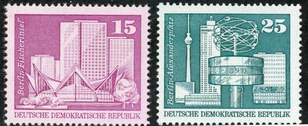 Mi 1853-54 **