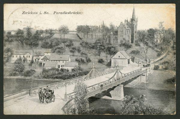 Zwickau Paradiesbrücke