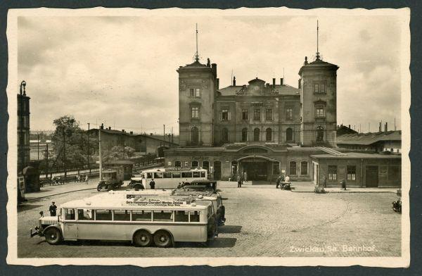 Zwickau Bahnhof