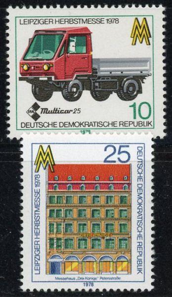 Mi 2353-54 **