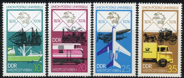 Mi 1984-87 **