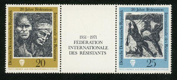 Mi 1680-81 Zdr **