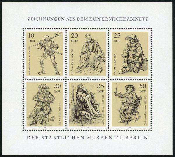 Kleinbogen 2347-52 **