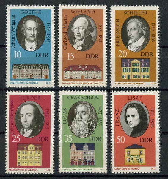 Mi 1856-61 **